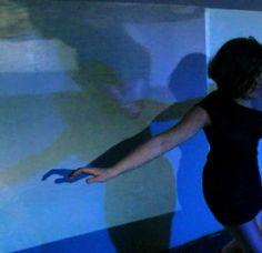 Point, Line, Surface, 2012 Artist: Matt Ganucheau, Cullen Miller, Sofy Yuditskaya Description: Interactive multichannel audio/video installation invoking machines' perspective of the world