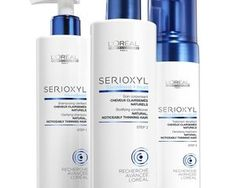 L'Oreal Professionnel Serioxyl Kit 1 For Natural Thinning Hair RRP: £30.00 | Now £18.00 http://tidd.ly/f16d1d3f