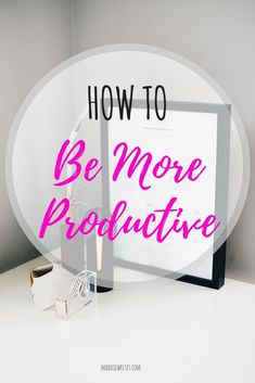 Boost your productivity with these simple time management tips