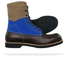 G-Star Raw District Carabiner Moc Mens Boots - Dark Brown