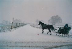 Amish Christmas - simple gifts are sometimes given, but Santa is not a part of an Amish Christmas (see article)