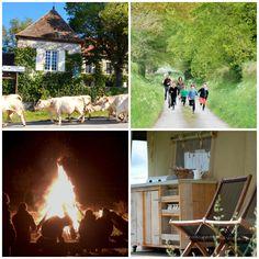 Stoere gezinnen week in de Limousin, Le Mas d'en Haut