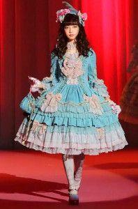 Antoinette Princess Dress Set by Angelic Pretty