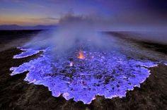 Risultati immagini per lava blu   gif