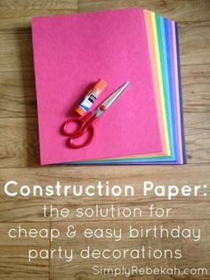 Cheap & Easy Constru