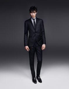 Evert wool suit - Suits - Tiger of Sweden