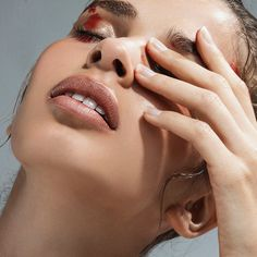 Beauty shoot with photographer Rick Day