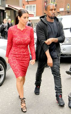 Red Hot from Keeping Up With Kimye | E! Online Our gal-pal Kim sizzles next to her man as the two arrive at Selfridges in London. www.winwithmtee.com