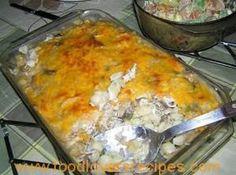 MA SE LEKKER HOENDER PASTA Pasta Recipes, Chicken Recipes, Dinner Recipes, Cooking Recipes, Healthy Recipes, Macaroni Recipes, Recipe Pasta, Healthy Meals, Kos
