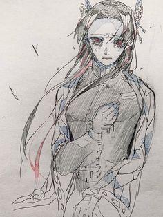 Mind Up, Slayer Anime, Cute Gif, Traditional Art, Anime Art, Idol, Fan Art, Depressing, Manga