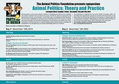 Don't miss the first Animal Politics Symposium in Istanbul! Register now!