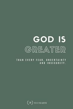 God is Greater Than Your Pain! Bible Verses Quotes, Bible Scriptures, Faith Quotes, Peace Quotes, Quotes Quotes, Bible Encouragement, God Loves Me, Jesus Loves, Quotes About God