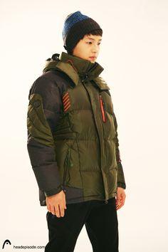 Song Joong Ki Headsport Pictorial