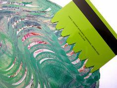 Printing with Gelli Arts®: Gelli Printing with DIY Combs