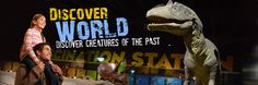 Discover World is the hands-on science center at the McKinley Presidential Library & Museum in Canton, Ohio