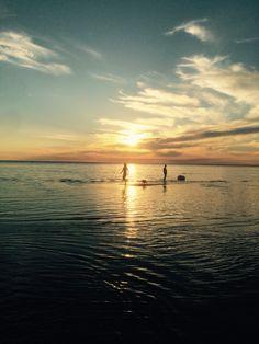 #Parnu Beach in Estonia