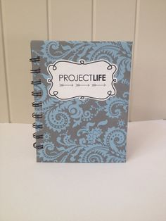 This helps keep your project life organized!