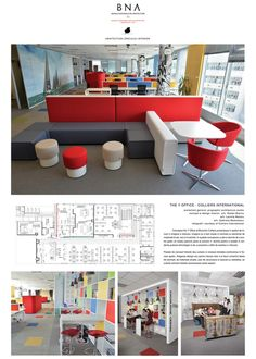 Y Office – Colliers International - Bienala Naţională de Arhitectură 2014 Exhibitions