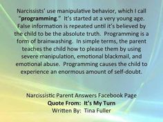 Programming and narcissistic sociopath relationship abuse