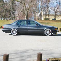 BMW E32 Alpina B11 3.5