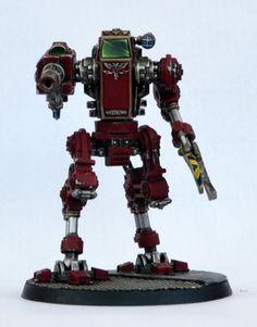 54mm, Conversion, Inquisitor, Robot, Sentinel, Servitors, Warhammer 40,000