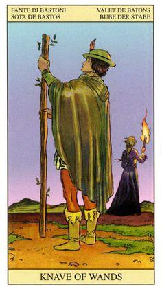 Таро Нового Видения (Нью Вижн) — Tarot of the New Vision   Энциклопедия карт Таро и оракулов Rozamira