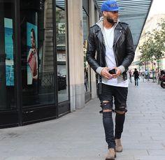 Stephane tha kid. Men's streetwear