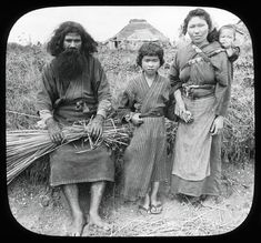 The Ainu people of Japan is notable for possessing almost exclusively Haplogroup D chromosomes In human genetics, Haplogroup D (M174) is a Y-chromosome haplogroup.D is believed to have originated in Africa some 50,000 years before present.It is found today at high frequency among populations in Tibet, the Japanese archipelago, and the Andaman Islands, though curiously not in India. http://realhistoryww.com/world_history/ancient/China_2.htm