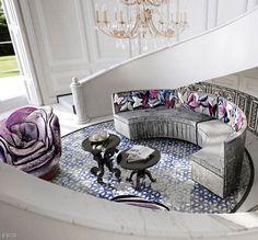 Bútorral kombinált Sicis mozaik