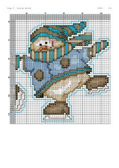 Design works 1689 cocoa snowmen. Обсуждение на LiveInternet - Российский Сервис Онлайн-Дневников
