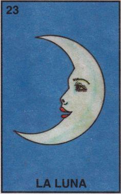 + la lune.
