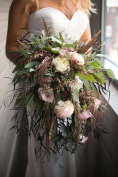 Photo by Jeannine. #MinneapolisWeddingFlorists #WeddingFlowers