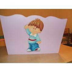 Caja Portacosmeticos Pañalera Grande  Souvenirs Nacimiento - $ 180,00