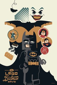 The LEGO Batman Movie by Jurassickevin on DeviantArt
