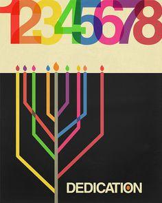 Dedication: Vintage Hanukkah