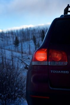Post a pic of your treg in your local setting - Page 29 - Club Touareg Forums