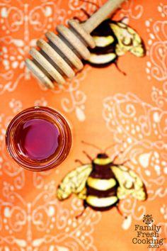 Sweet Honey Mint Green Tea | FamilyFreshCooking.com © MarlaMeridith.com #splendidsummer