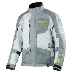 7832736772e38 Save   10 order now Klim Latitude Motorcycle Jacket – Gray