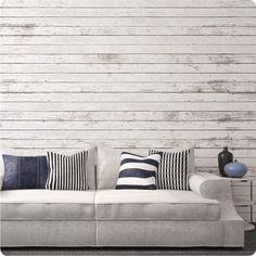 Faux wooden wall panels                                                       …
