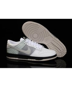 new product 73960 1ba1a Nike Dunk SB Shoes Low Men White Grey Black Nike Dunks, Nike Sb