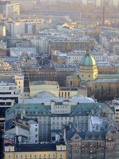 Warszawa (Warsaw), autor Krzysztof Ismonowicz