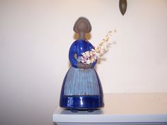 Hey, I found this really awesome Etsy listing at https://www.etsy.com/listing/166200502/swedish-pottery-maiden-figurine-jie
