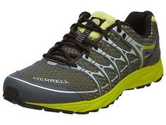 Merrell Mix Master Move Mens J41033-CASTLEROCK Trail Running Shoes Size 10