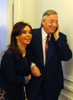 Néstor y Cristina