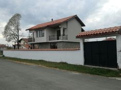 For sale fully finished two-storey house in a village 15 km from Sunny Beach Resort, Nesebar municipality, Burgas Region