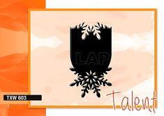 "Klebeschablone Airbrushnails Serie ""TALENT"""