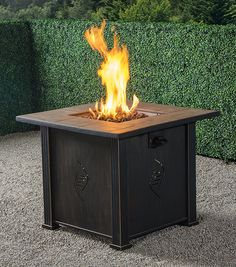 Best Outdoor Propane Fire Pit Images On Pinterest Arctic Ice - 30 inch fire pit table