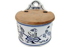 Delft Salt Cellar -