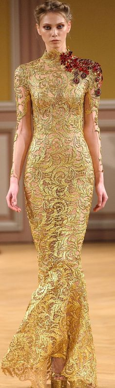 Tony Yaacoub Couture | F/W 2013