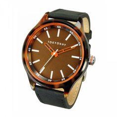 [トーキョーベイ] TOKYObay メンズ 腕時計 アナログウォッチ T366 スペック Specs Mens
